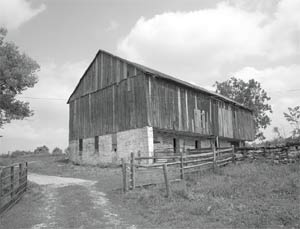Poffenberger Barn (M. Gentile)